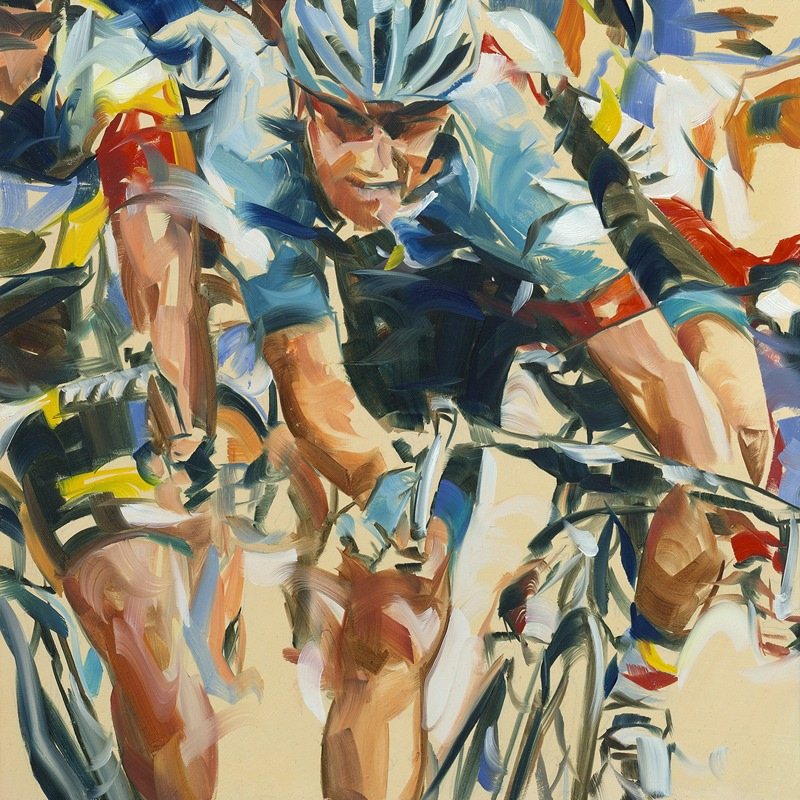 Cyclists-dorus-brekelmans